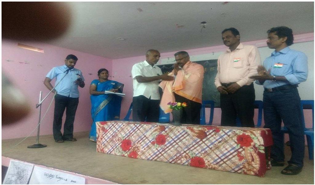 உத்தமபாளையம், விகாசா கல்வியியல் கல்லூரியில் விடுதலை நாள் விழா - படம் - 6